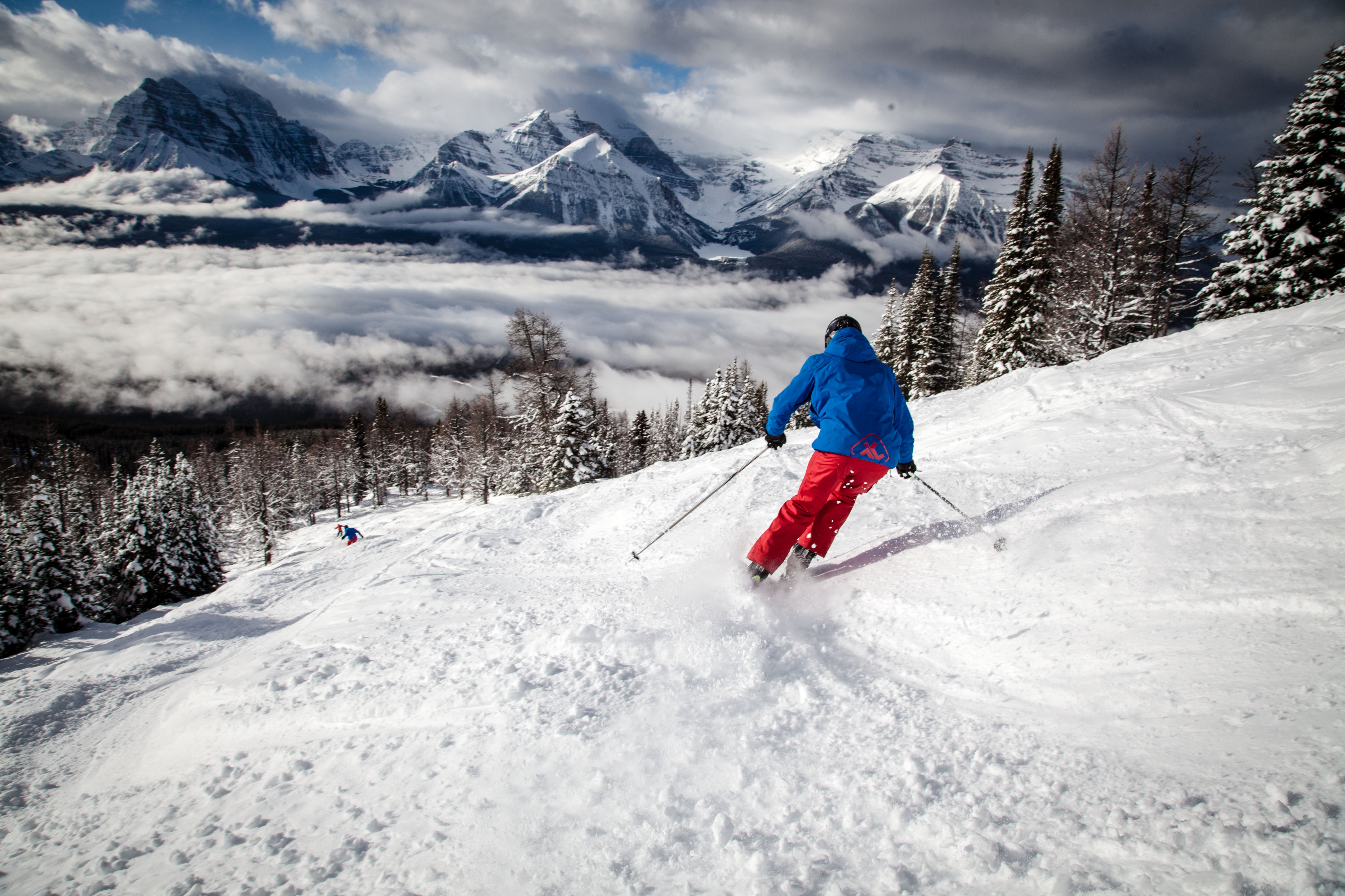 Skiing in Canada 2015