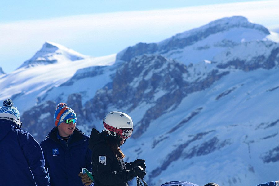 ski instructor courses in france