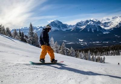 BC Boarder, Banff 2015