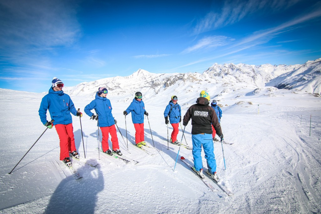BASI Ski Groups
