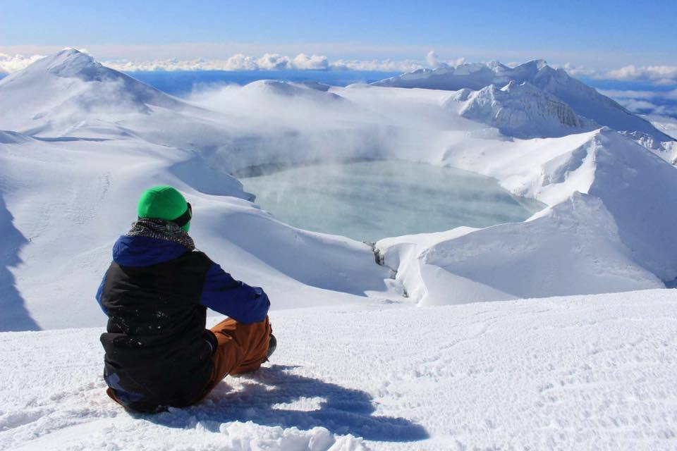 Snowboard On The North Island Of New Zealand This Summer
