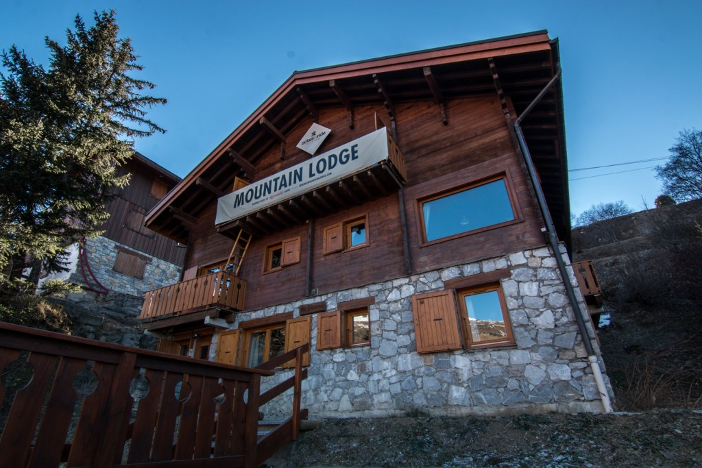 The Lodge in Meribel - A great place to work