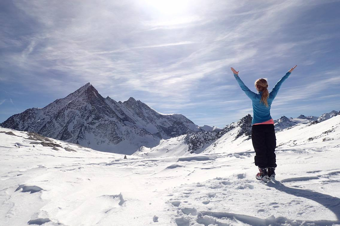 Mountain Yoga: Best Poses for Skiing & Snowboarding | The ...