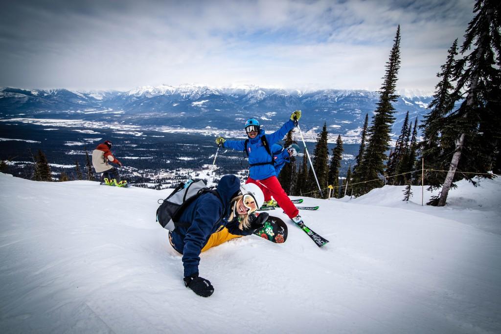 Ski and Snowboar