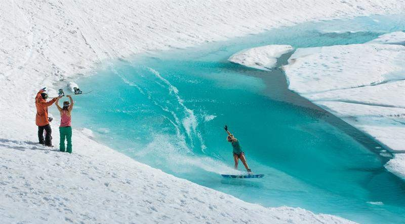 Where to summer ski in Europe