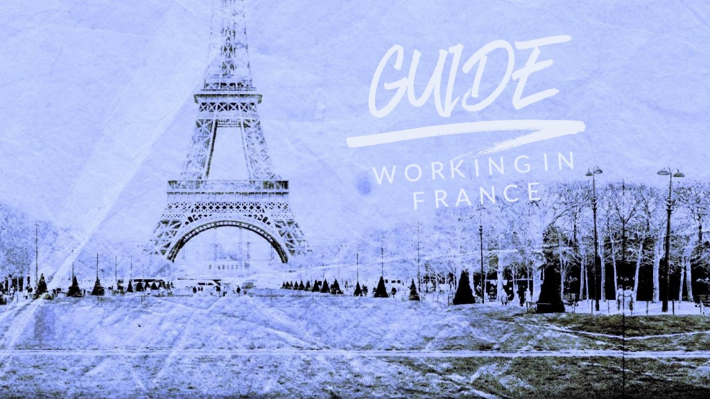 Guide to working in France
