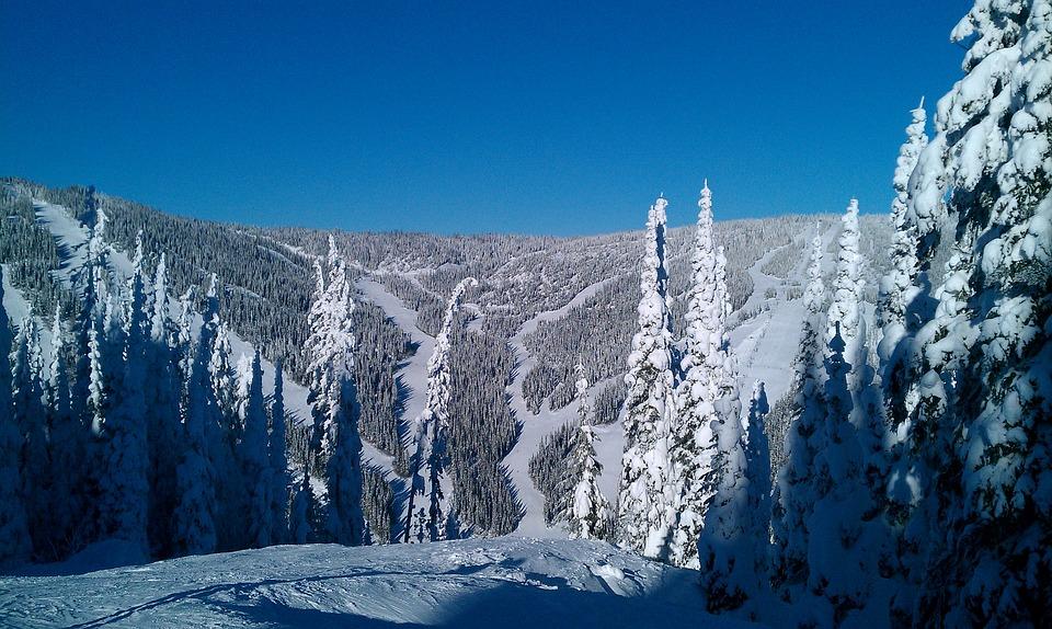 Ski instructor jobs canada