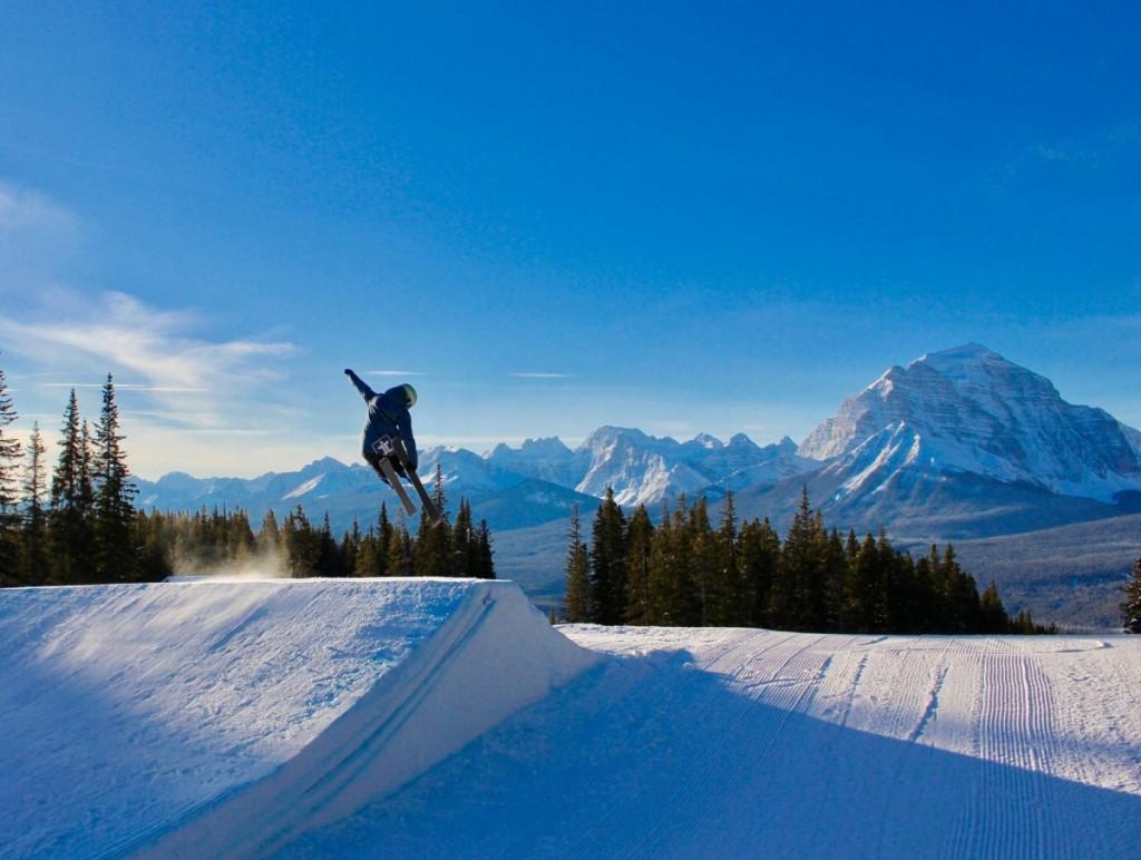 Banff-Ski-Jump