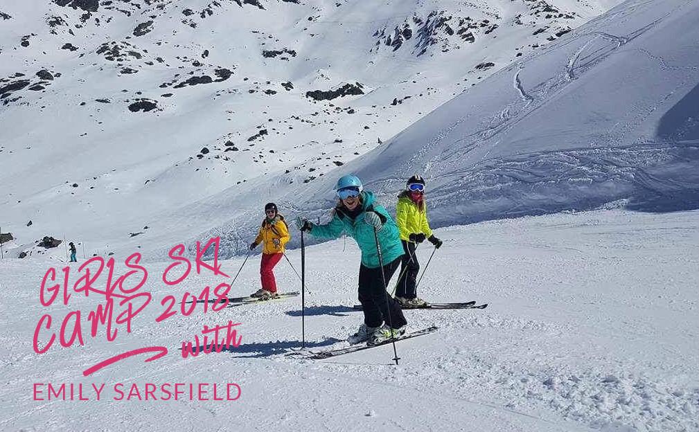Girls Ski 333