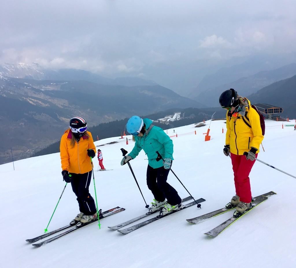 Girls Ski 7