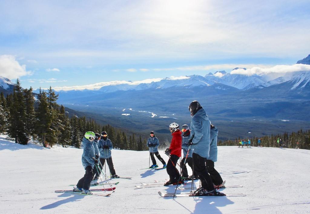 Banff Ski 26