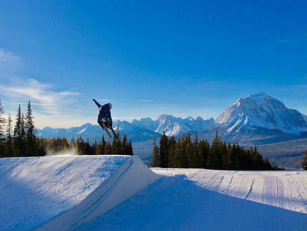 Banff Ski Jump