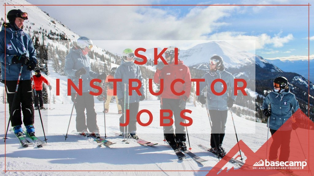 Ski Instructor Jobs