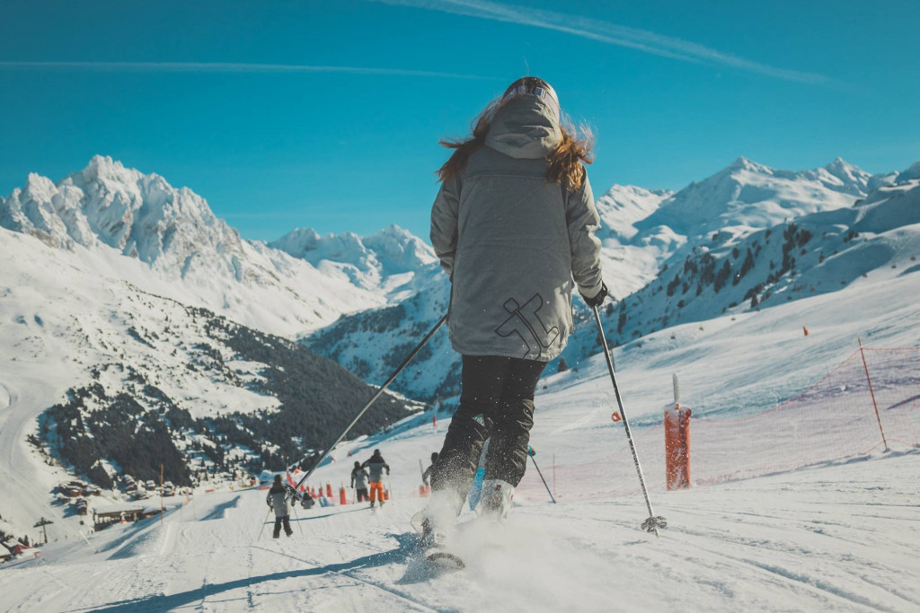 All your mum needs to know about you becoming a ski instructor.