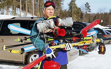 skiequipment