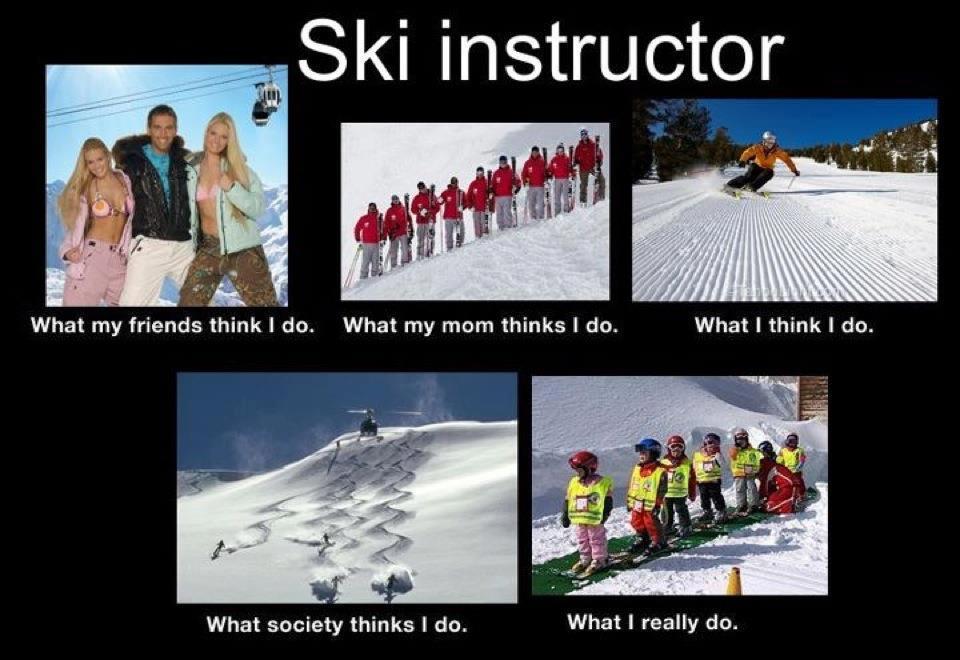 Ski-Instructors