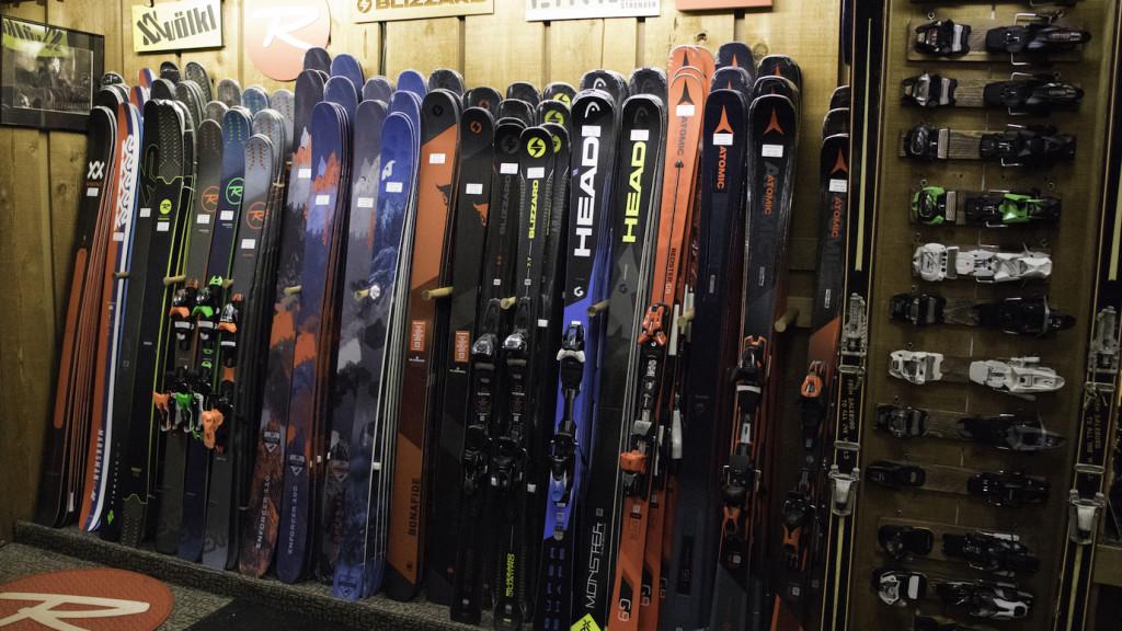 bulk ski